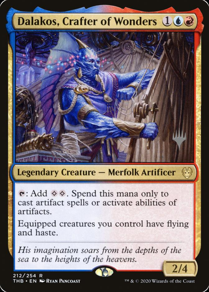 Dalakos, Crafter of Wonders [PPTHB]