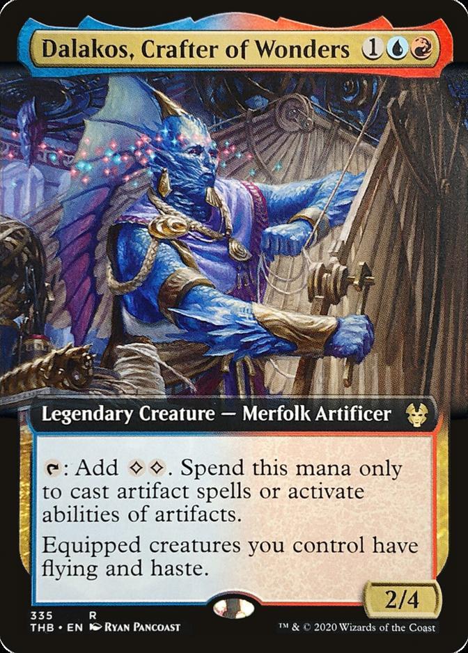 Dalakos, Crafter of Wonders [PTHB]