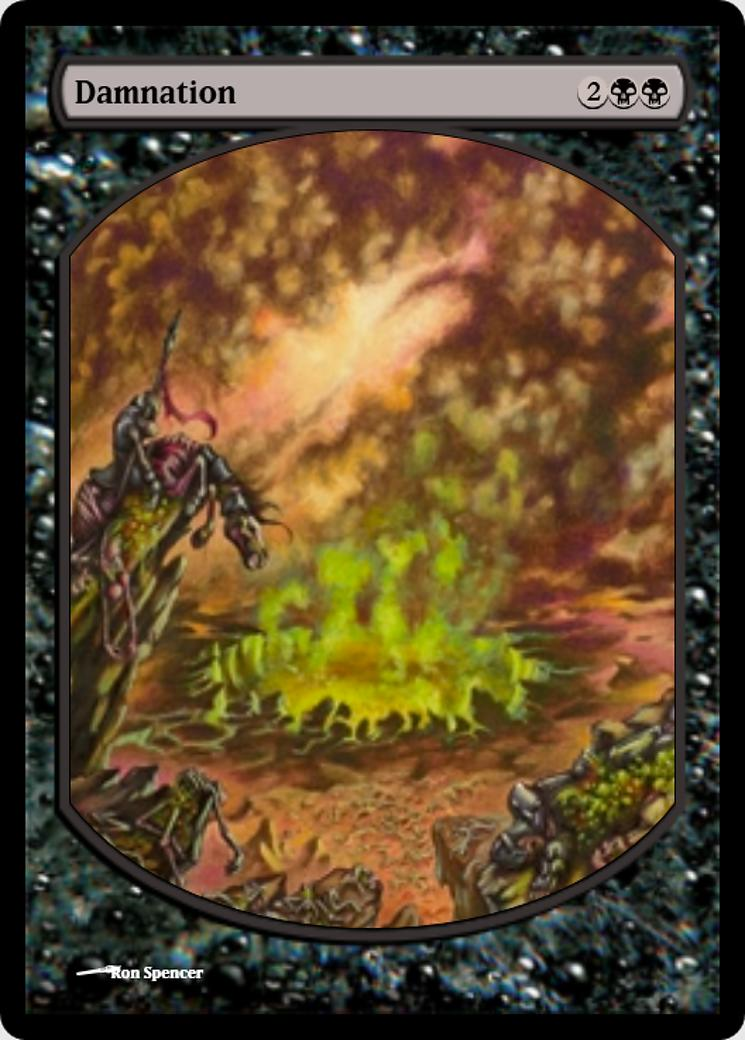 Damnation [PRM]