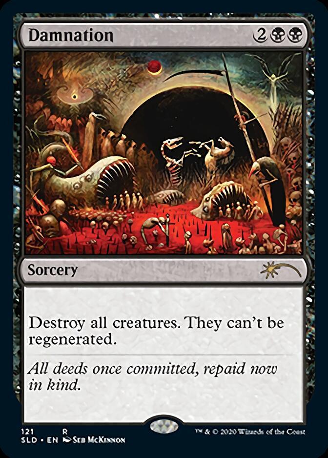 Damnation [SLD]