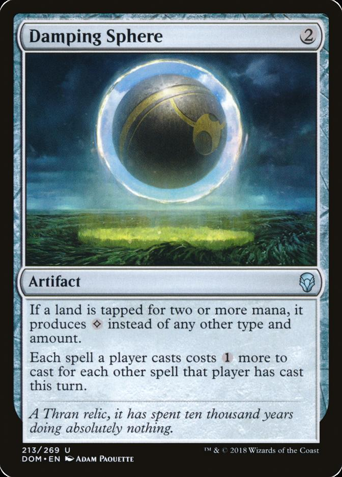 Damping Sphere [DOM]