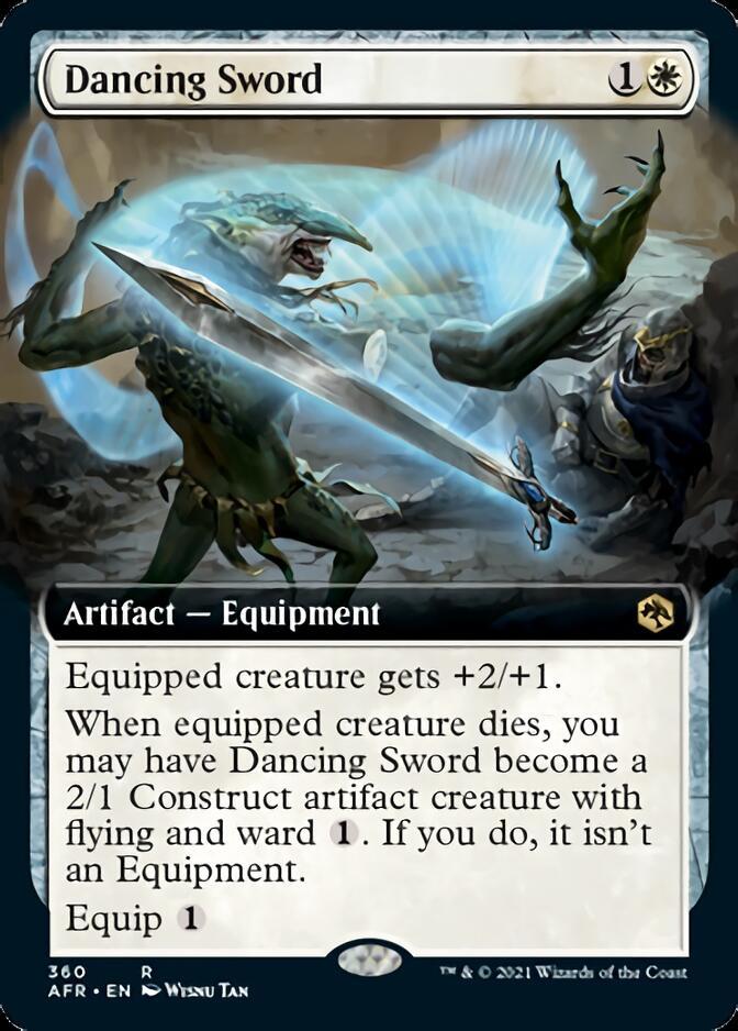 Dancing Sword <extended> [AFR]