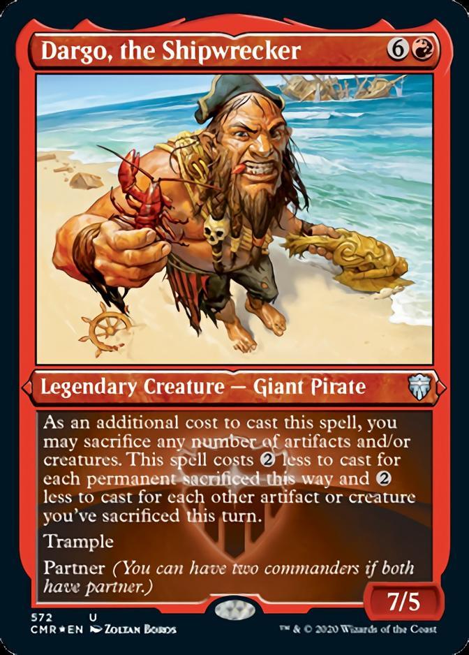 Dargo, the Shipwrecker [PCMR] (F)