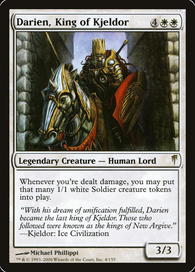 Darien, King of Kjeldor [CSP]