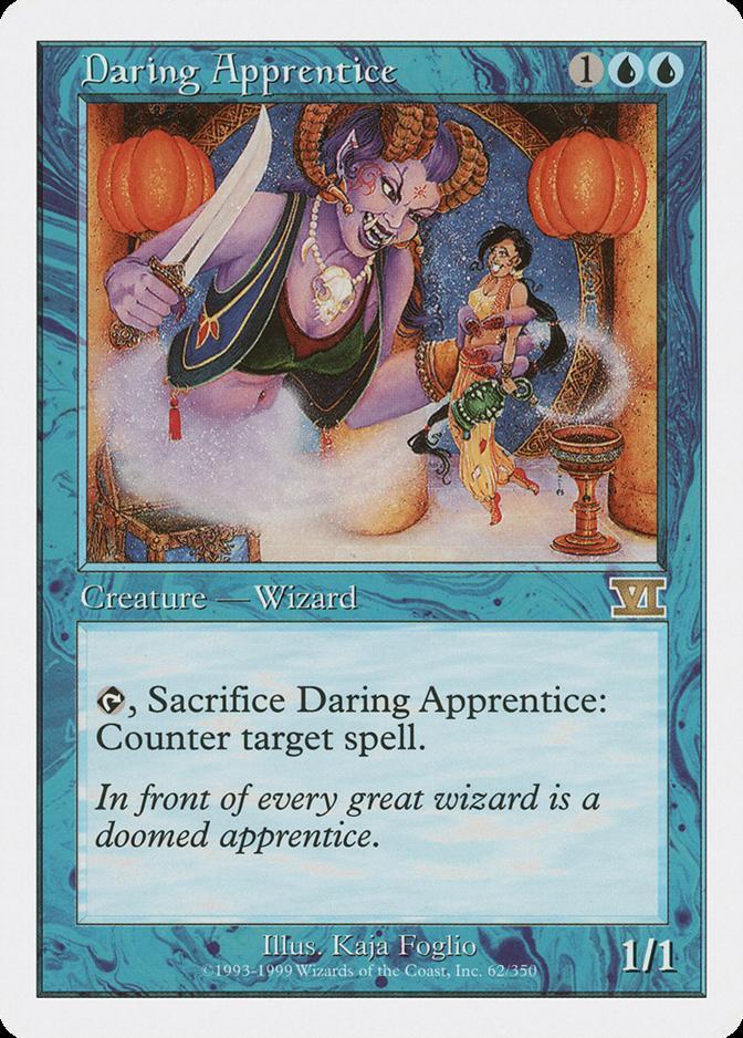 Daring Apprentice [6ED]