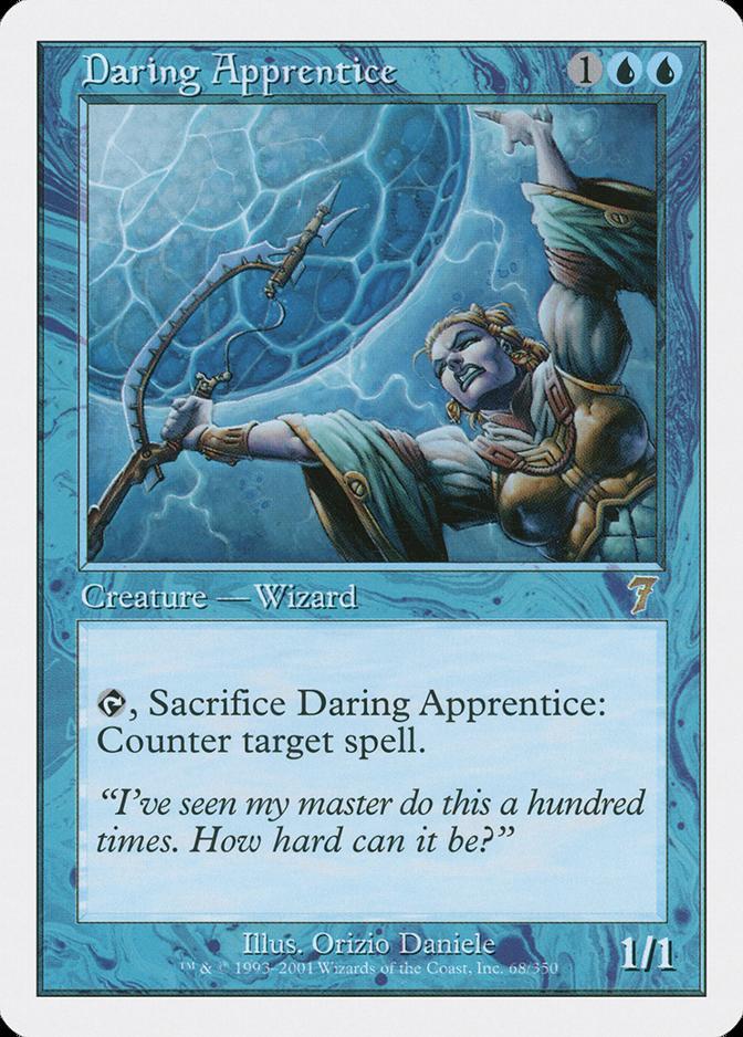 Daring Apprentice [7E]
