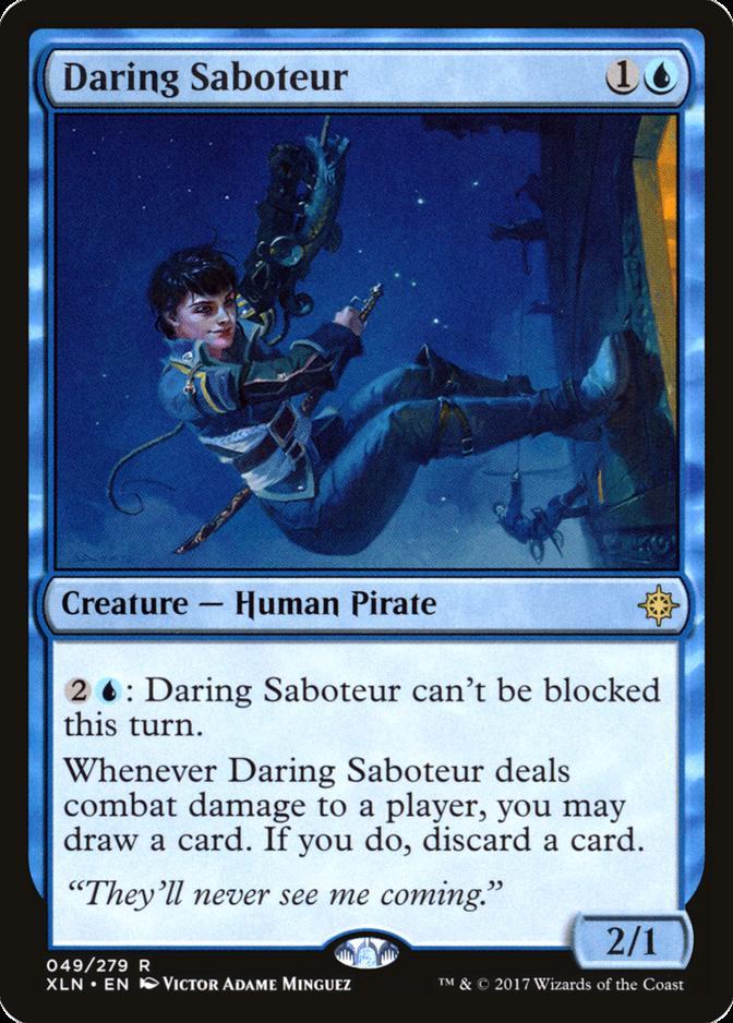 Daring Saboteur [XLN]