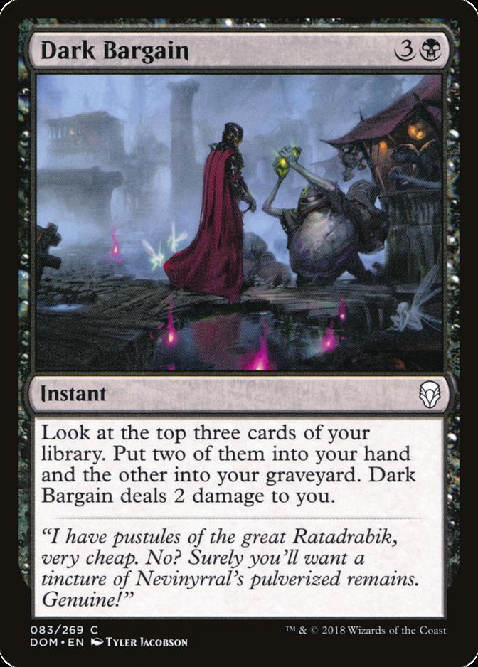Dark Bargain [DOM]