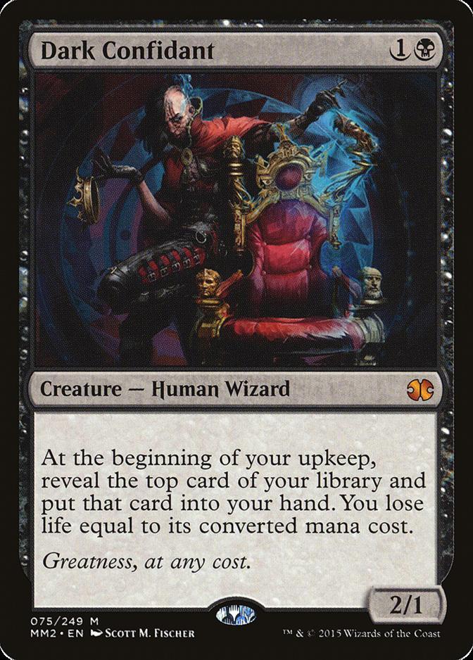 Dark Confidant [MM2]