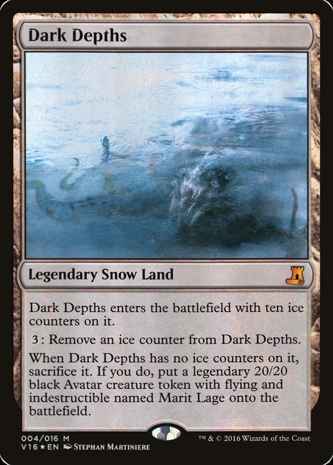 Dark Depths [V16]