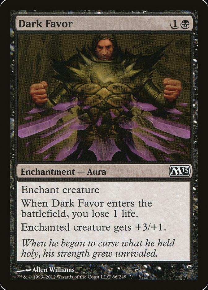 Dark Favor [M13]
