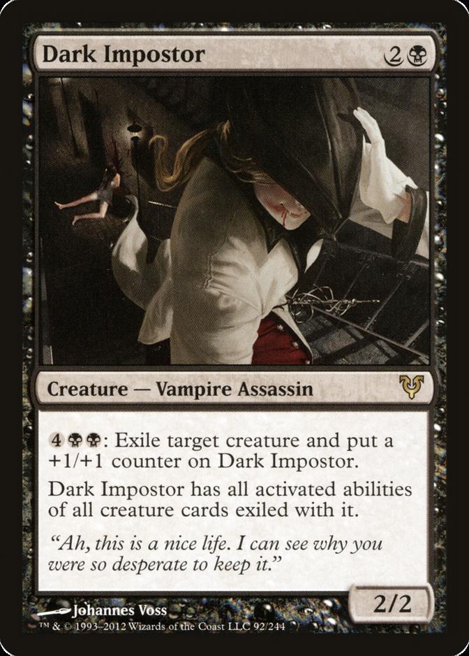 Dark Impostor [AVR]