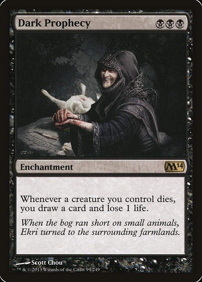 Dark Prophecy [M14]