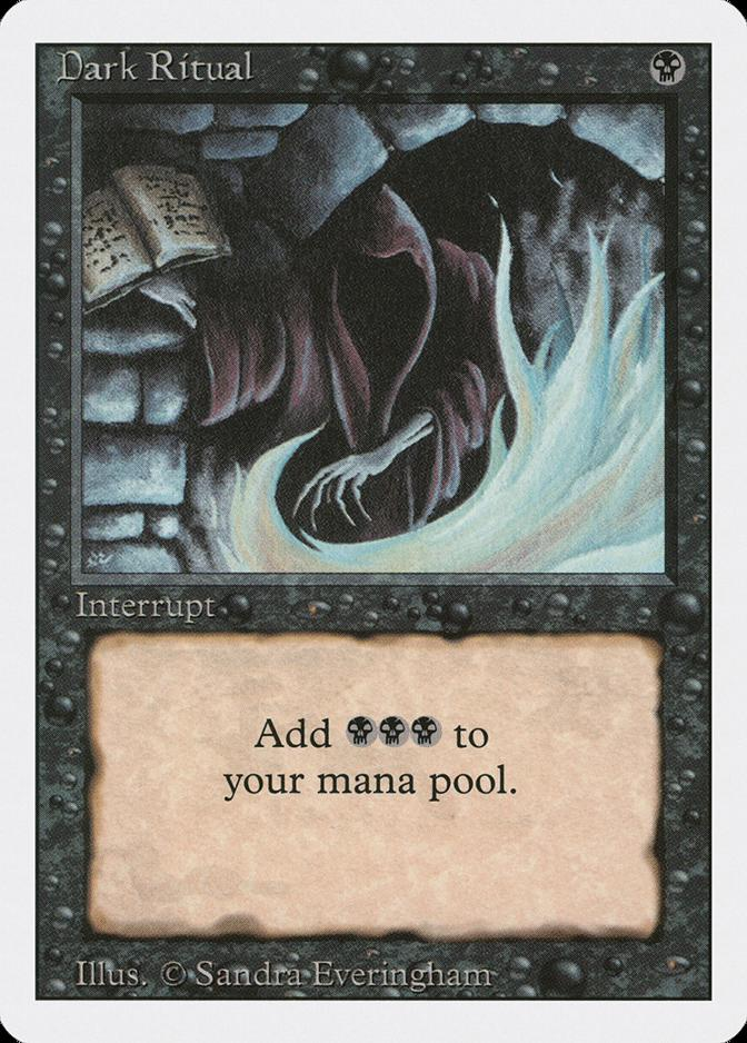 Dark Ritual [3ED]