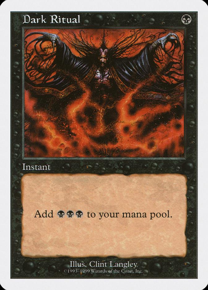 Dark Ritual [BRB]