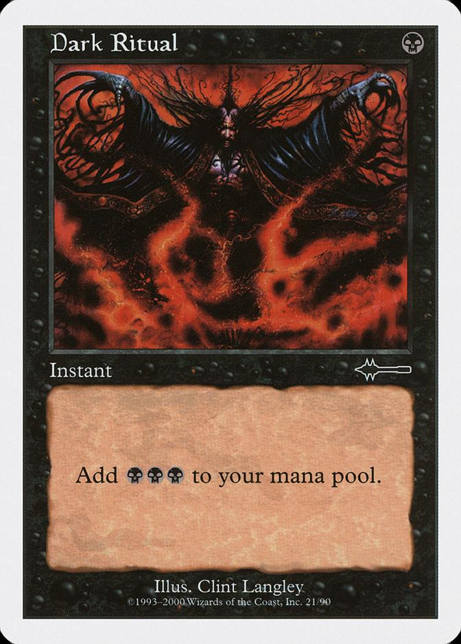Dark Ritual [BTD]