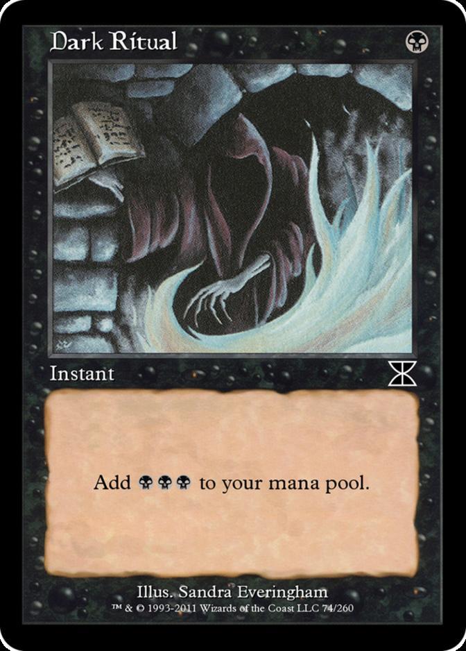Dark Ritual [ME4] (F)