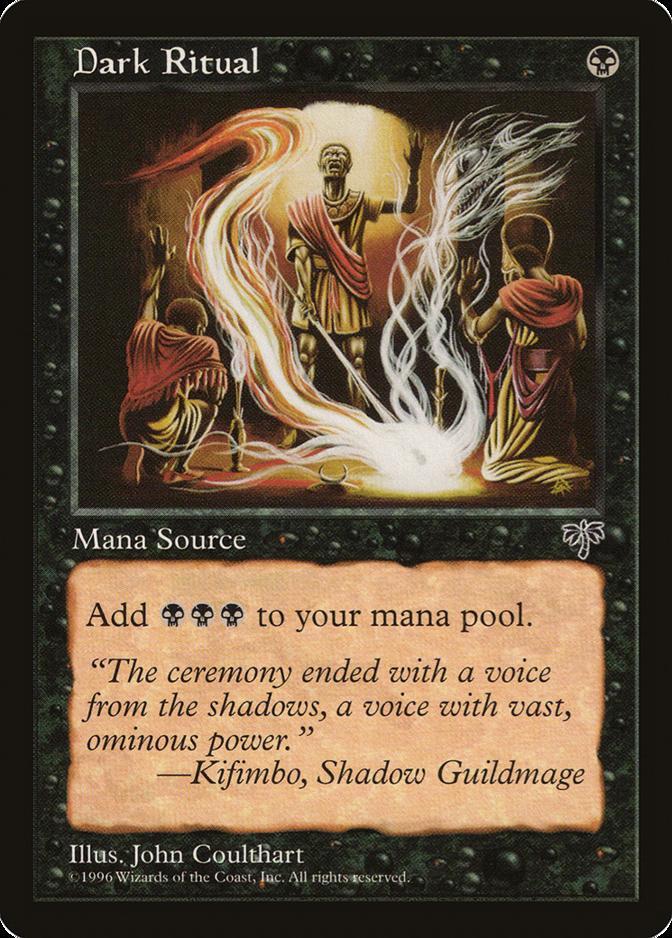 Dark Ritual [MI]
