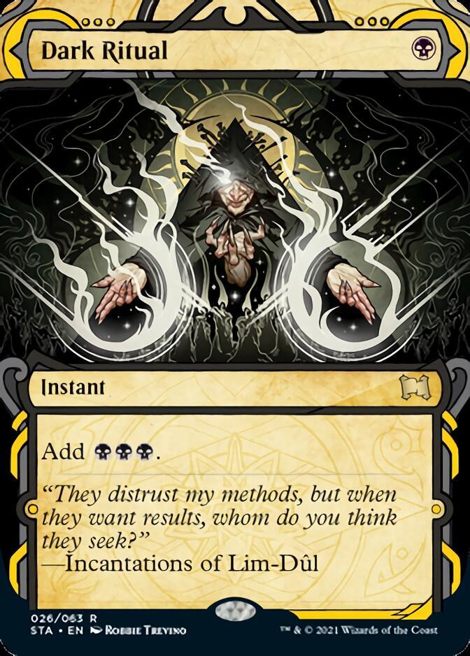 Dark Ritual [STA]