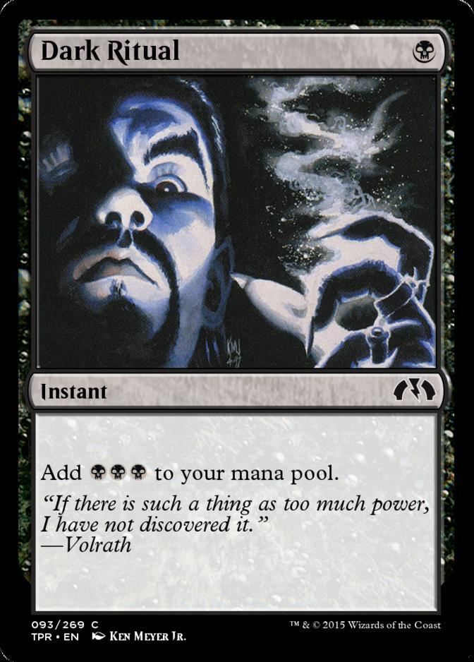 Dark Ritual [TPR]