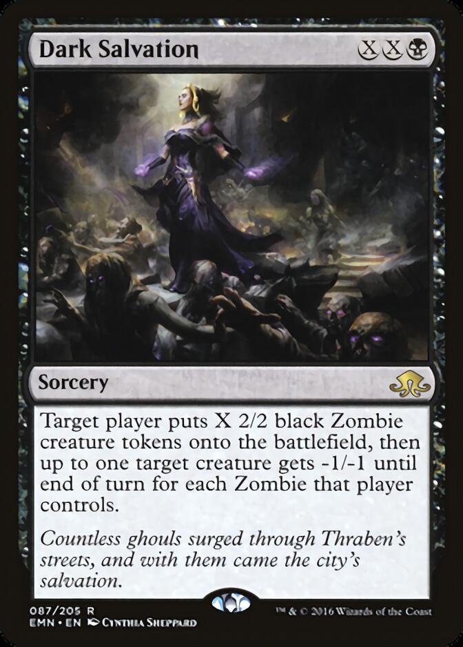 Dark Salvation [J21]