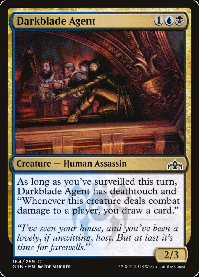 Darkblade Agent [GRN]