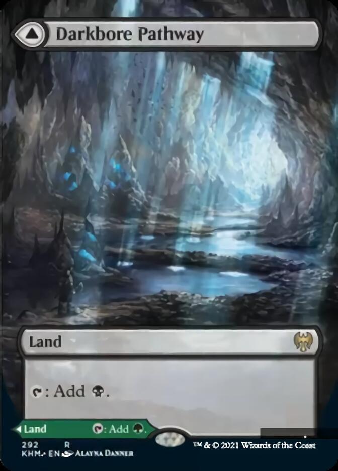 Darkbore Pathway <borderless> [KHM]