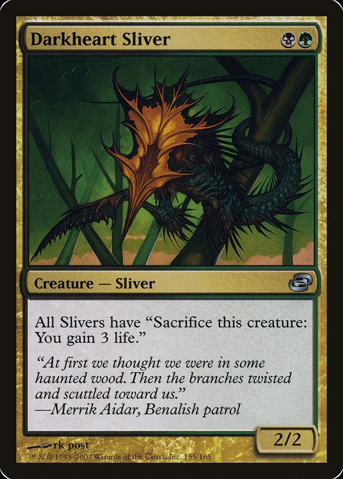 Darkheart Sliver [PLC]