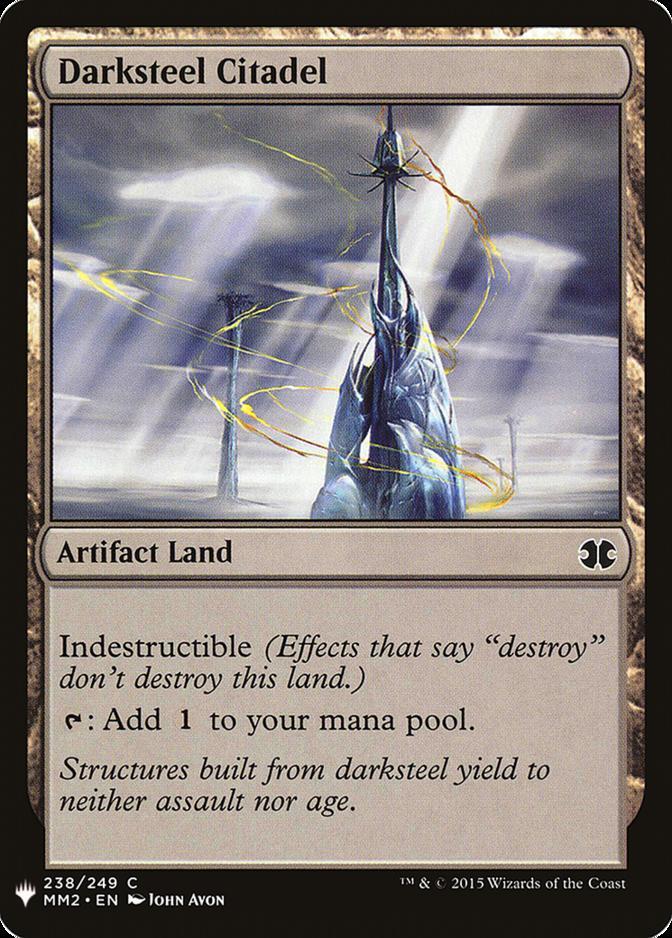 Darksteel Citadel [MB1]