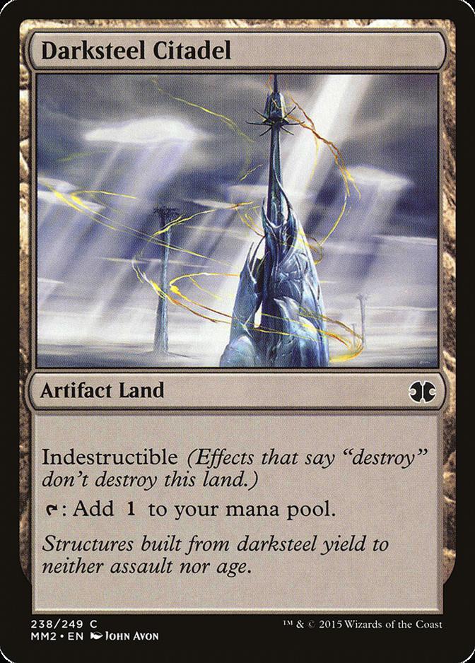 Darksteel Citadel [MM2]