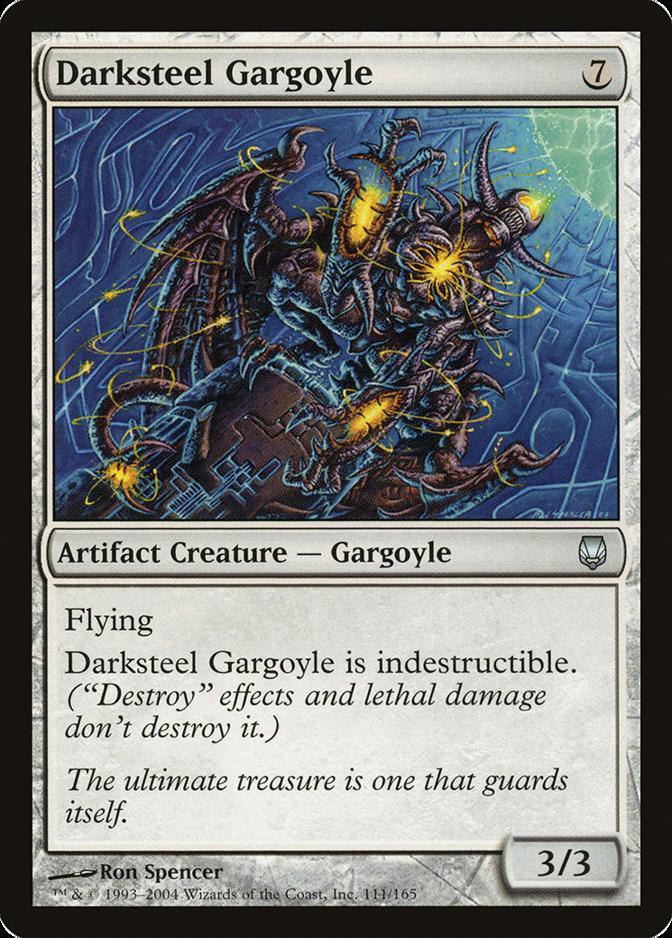 Darksteel Gargoyle [DST]