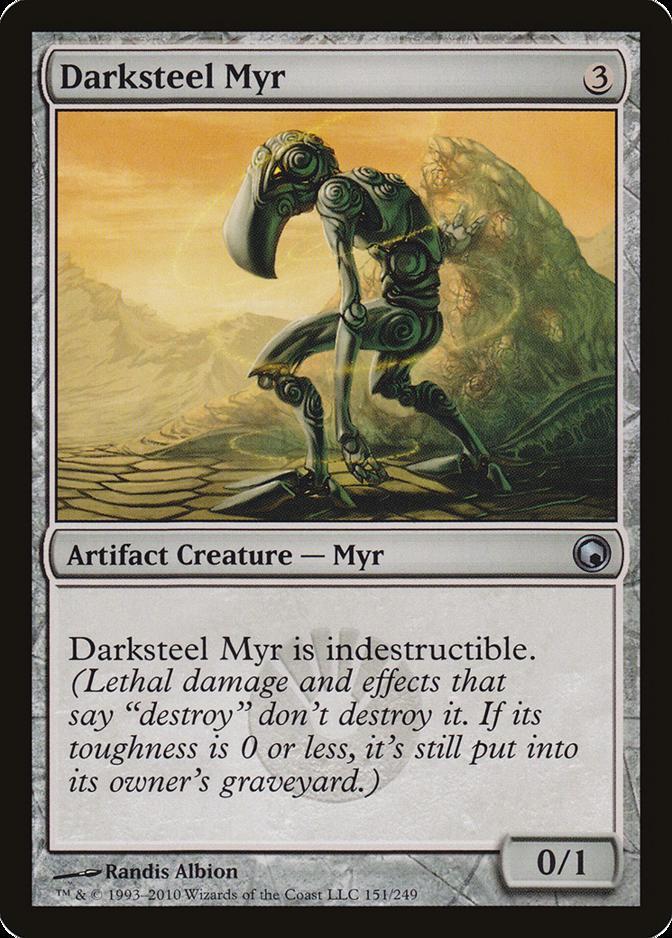 Darksteel Myr [SOM]