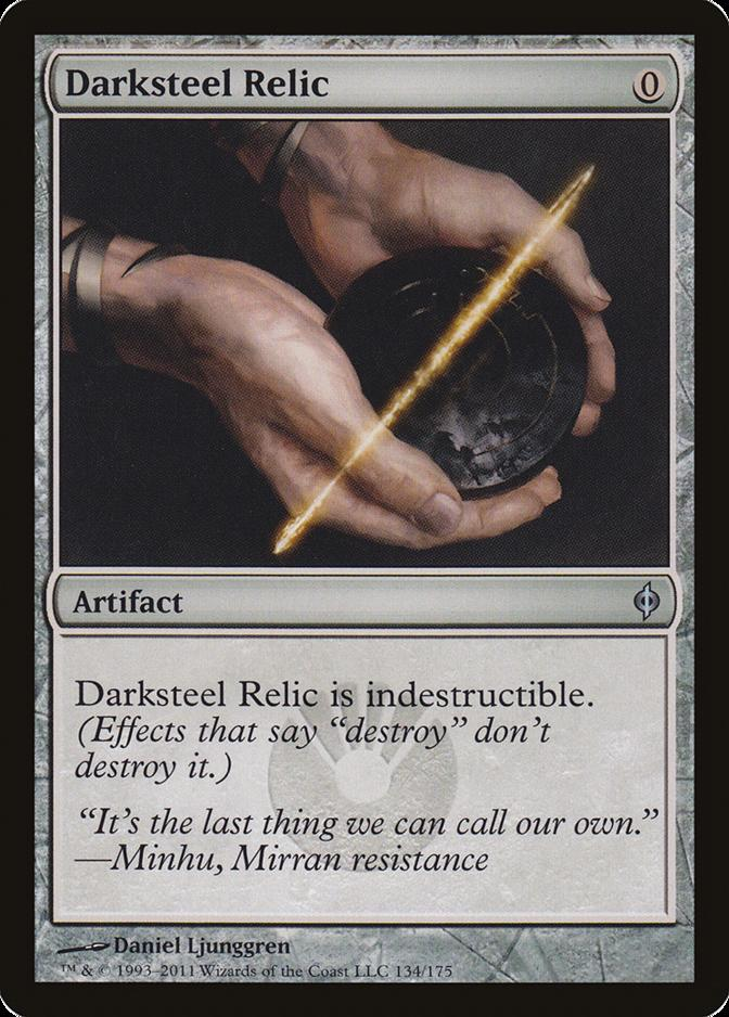 Darksteel Relic [NPH]