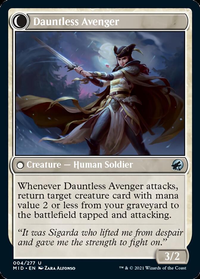 Dauntless Avenger [MID]