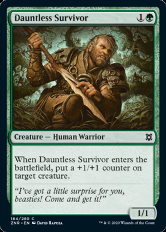 Dauntless Survivor [ZNR]