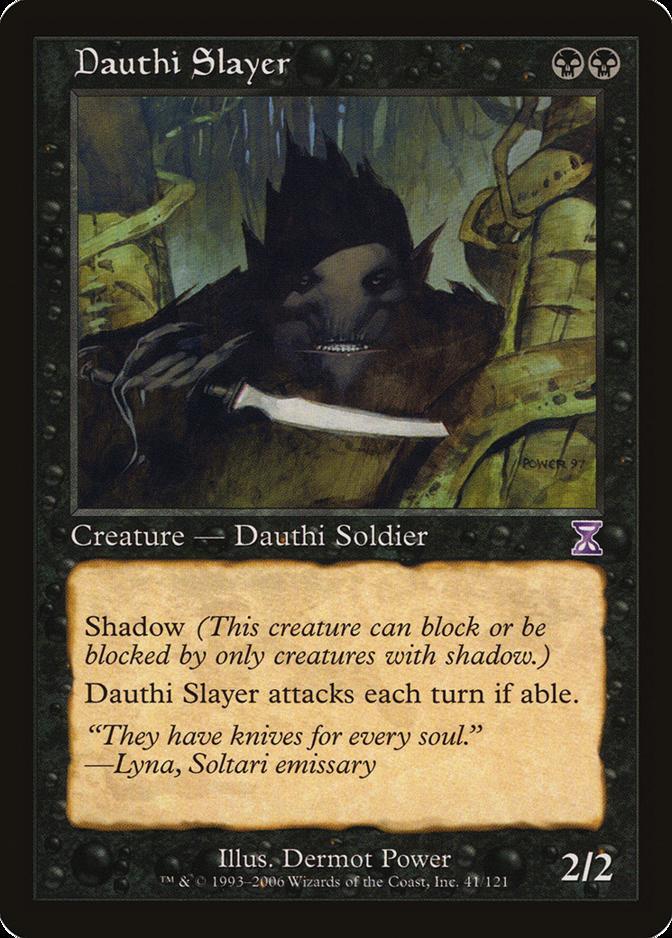 Dauthi Slayer [TSB]