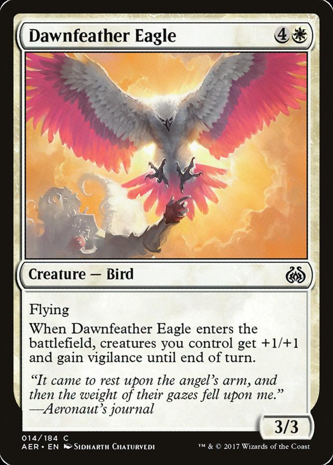 Dawnfeather Eagle [AER]