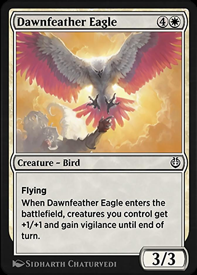 Dawnfeather Eagle [KLR]