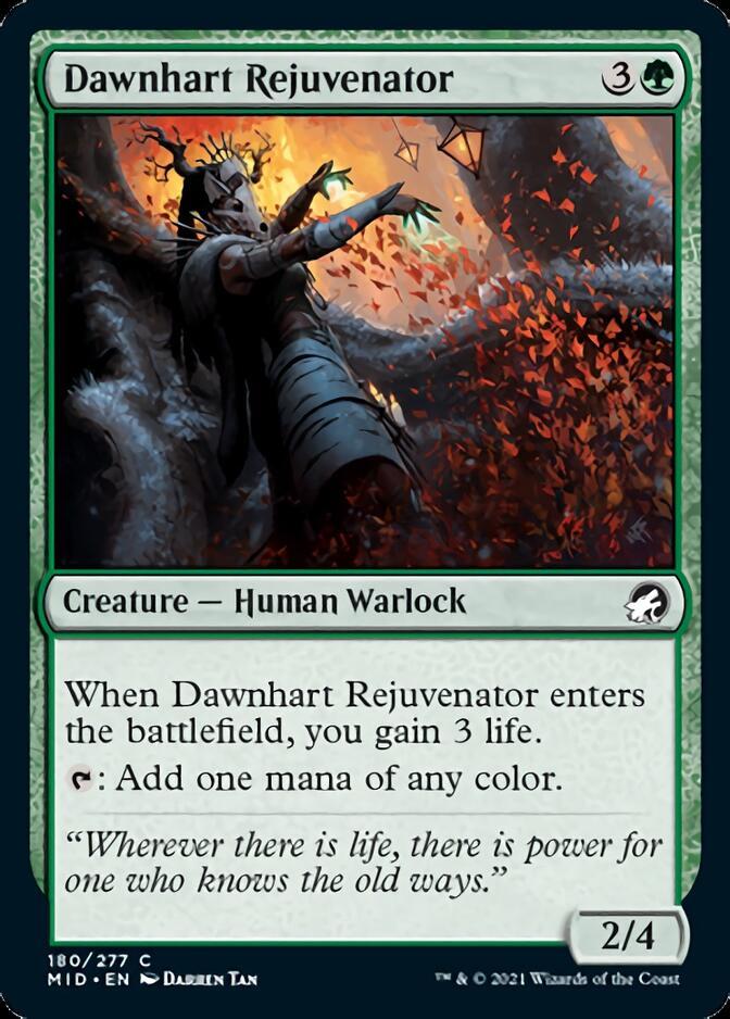 Dawnhart Rejuvenator [MID]