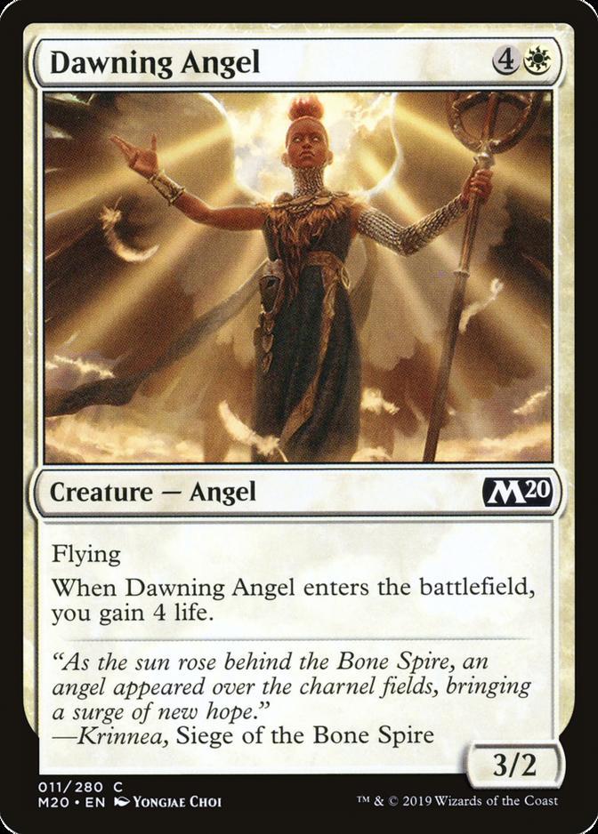 Dawning Angel [M20]