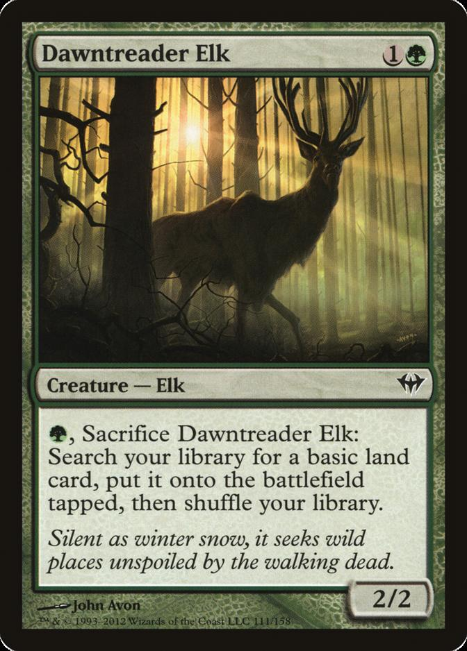 Dawntreader Elk [DKA]