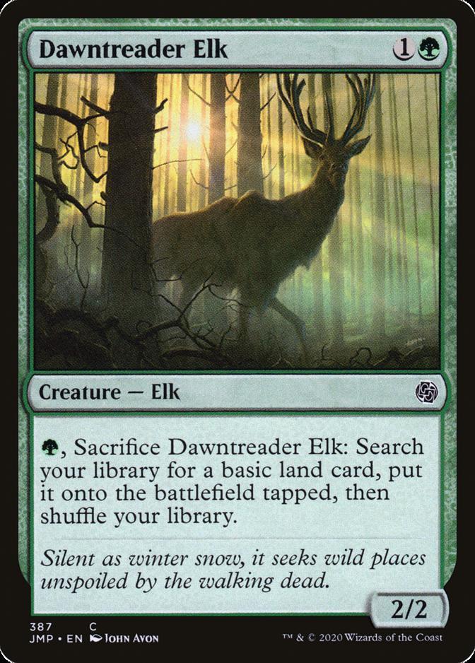 Dawntreader Elk [JMP]