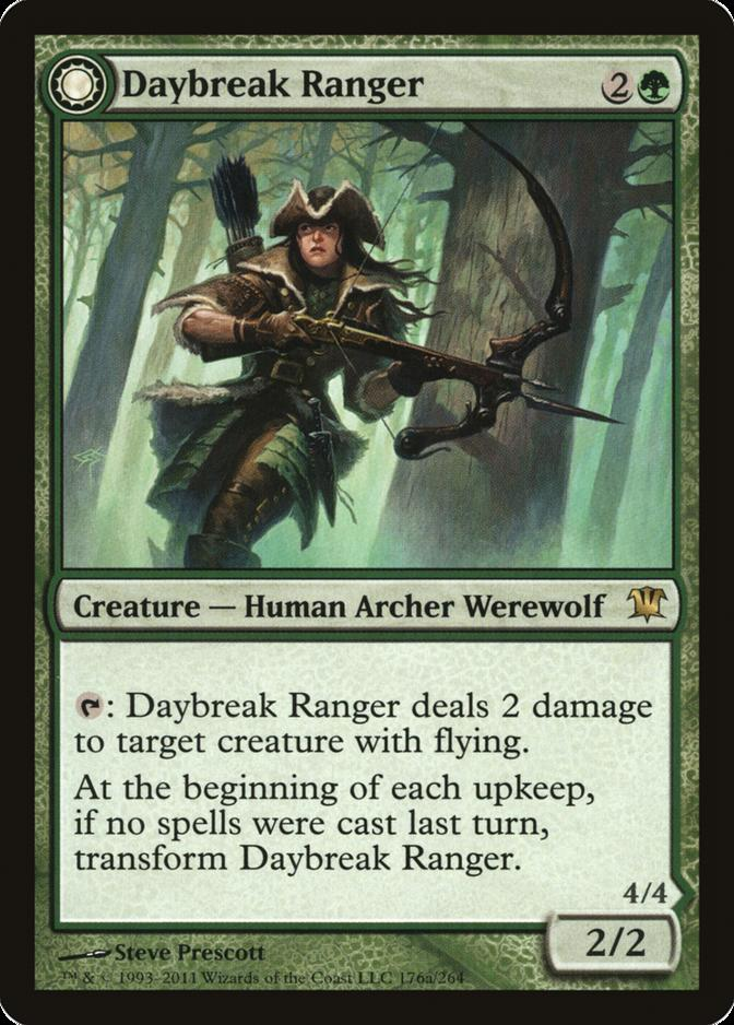 Daybreak Ranger [ISD] (F)