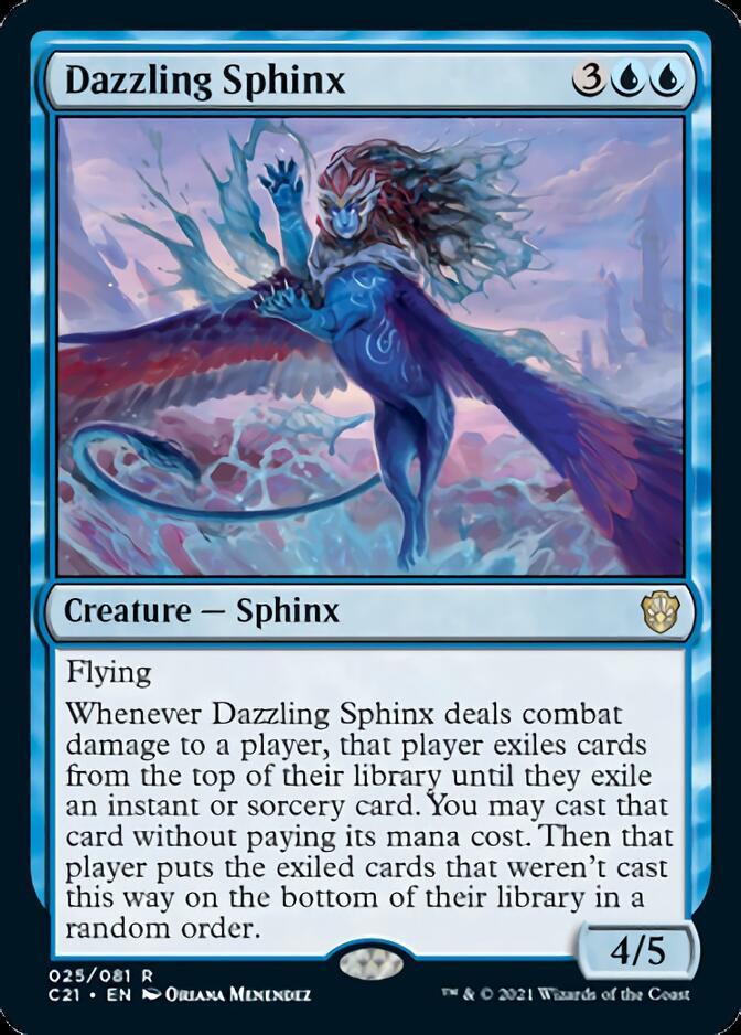 Dazzling Sphinx [C21]