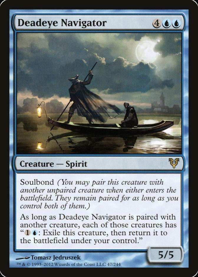 Deadeye Navigator [AVR]
