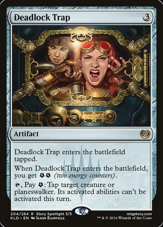 Deadlock Trap [KLD]
