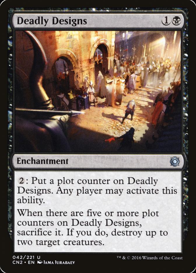 Deadly Designs [CN2]