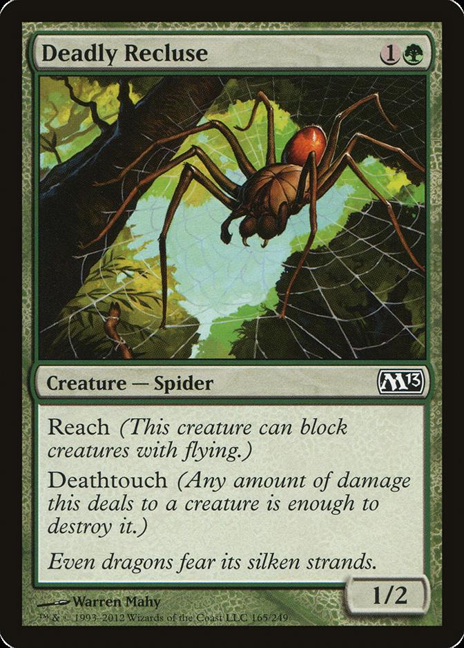 Deadly Recluse [M13]