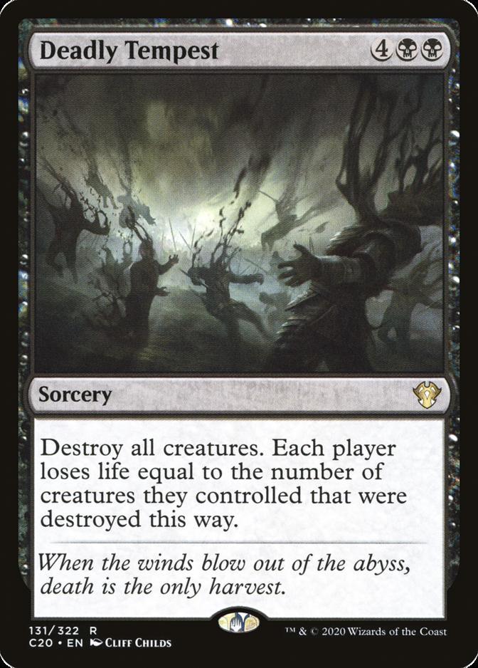 Deadly Tempest [C20]