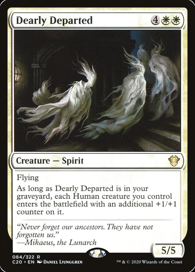 Dearly Departed [C20]